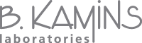 B. Kamins Laboratories Logo